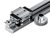 R1605303E1 BALL GUIDE RAIL CS KSA-035-SNS-H 158 MM